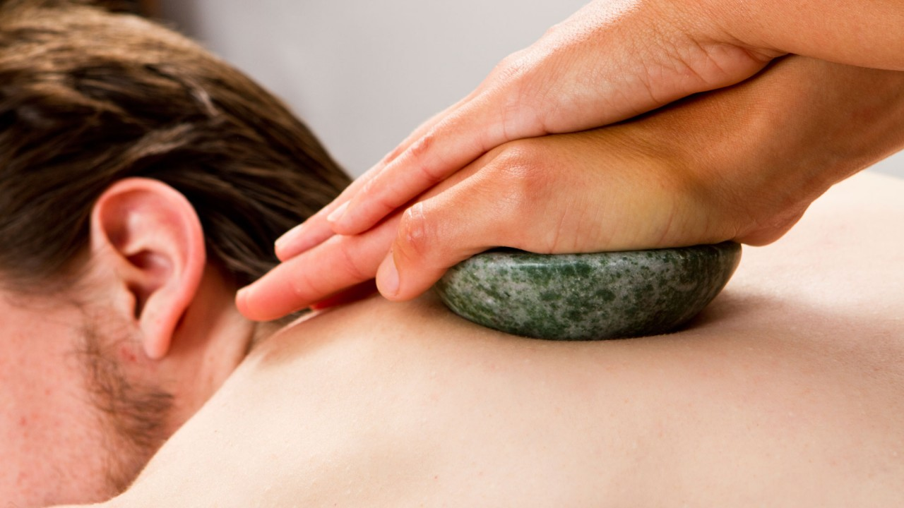Zensations La Stone Massage