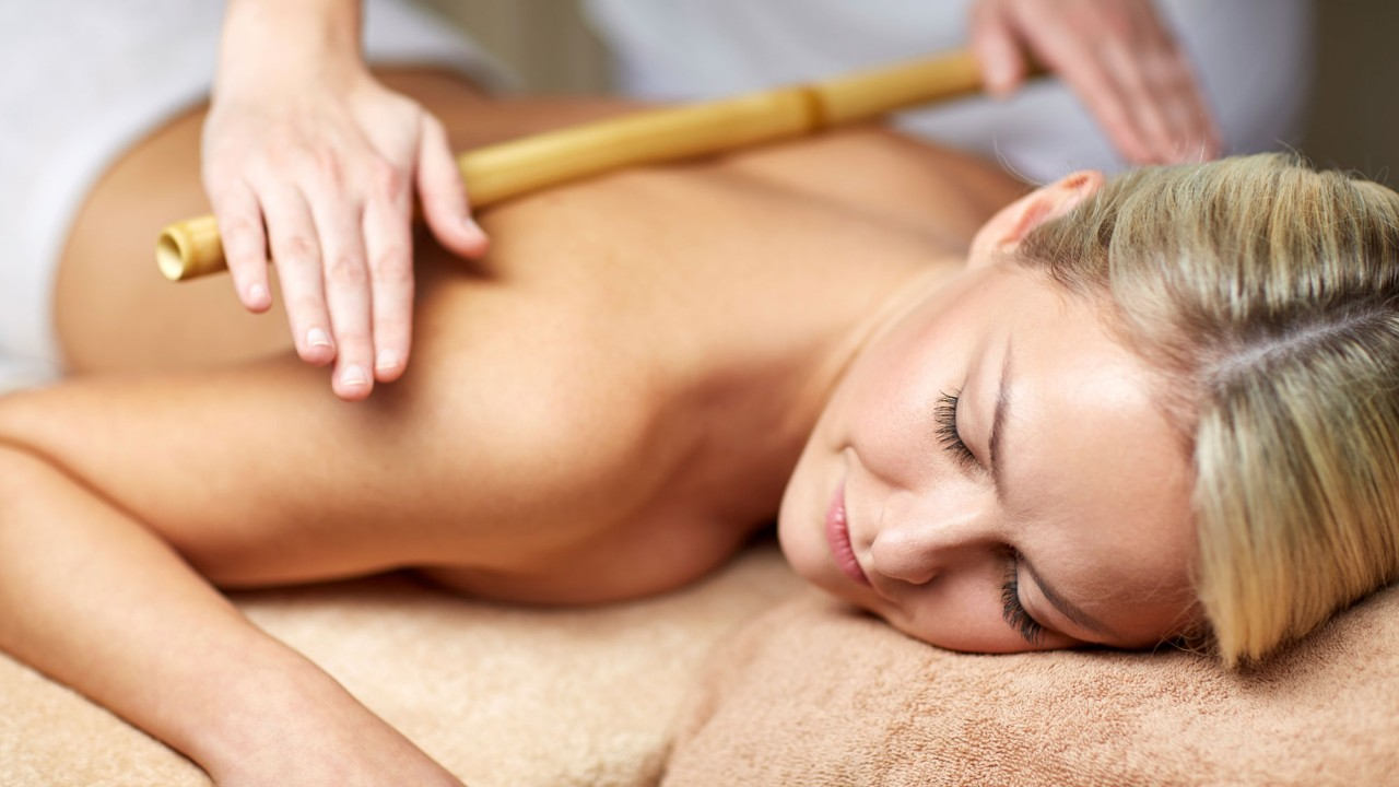 Zensations Warm Bamboo Massage