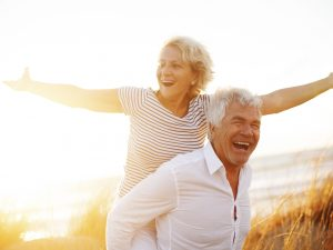 Happiness improves your health