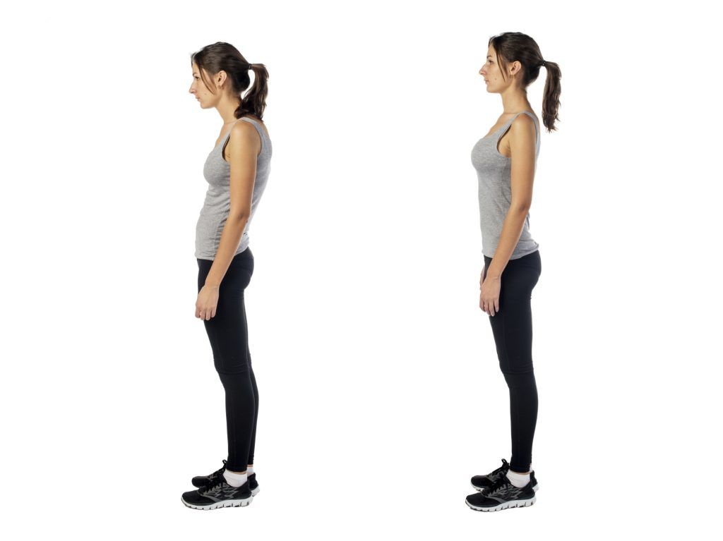 Zensations Good posture is important for good health