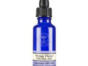 Orange Flower Facial Oil