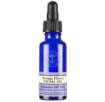 NYR Organic Orange Flower Facial Oil