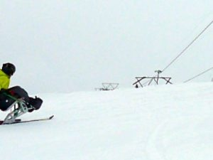 Zensations working with Skiing with Heroes / Supporting Wounded Veterans